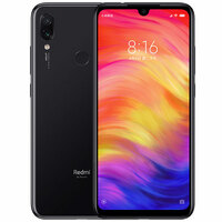Xiaomi Redmi Note 7 4/64GB Black/Черный Global Version
