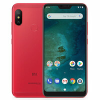Xiaomi Mi A2 Lite 3GB/32GB Red/Красный Global Version